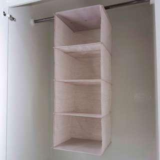 Miniso Foldable Hanging Shelf