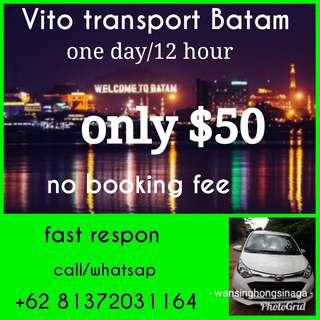 Batam rent car