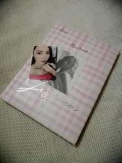 Jessica Jung's My Decade (with Photocard)