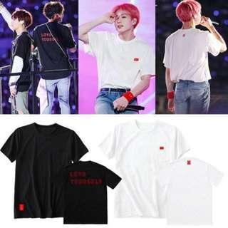 BTS Unofficial Love Yourself Tour T-Shirt
