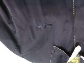 Timberland深藍夾克 L號