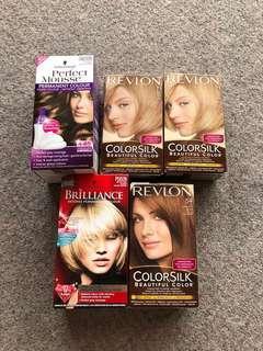 Hair Dye and Bleach
