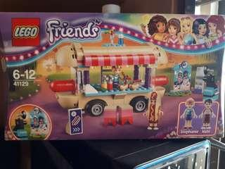 Lego Friends 41129 Amusement Park Hot Dog Van