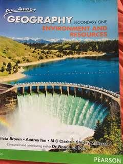 All About Geography Secondary One