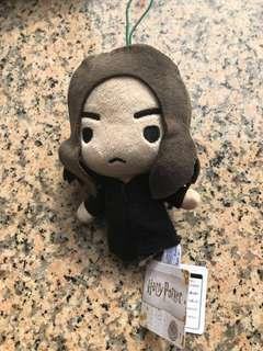 Harry Potter 石內卜公仔 Severus Snape $50包$8郵票 全新
