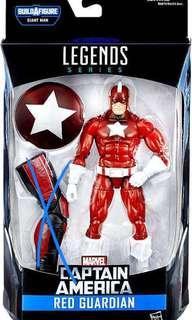 Marvel Legends Red Guardian Giant Man BAF MCU