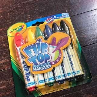 Crayola Fliptop Markers