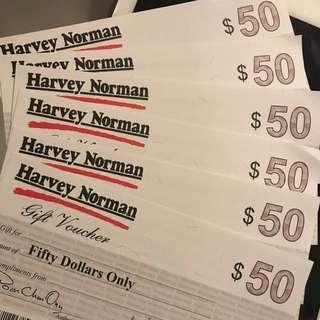 SGD5000 Harvey Norman vouchers