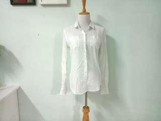 Preloved White Shirt