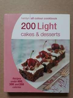 200 Cakes & Desserts