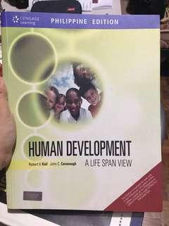 Human Development 6th Edition by Kail & Cavanaugh
