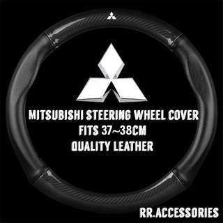 BN INSTOCK Mitsubishi CF Steering wheel cover