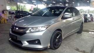 Honda city 1.5 E