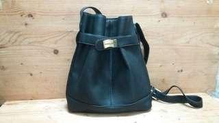 Authentic Charles jourdan bucket bag