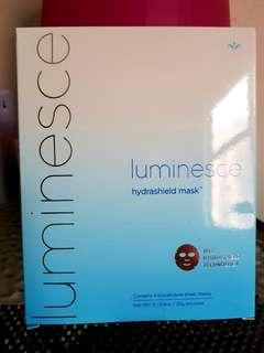 Jeunesse Luminesce Hydrashield Mask (Harga Satuan 85rb)