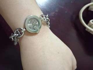 Gucci charm watch