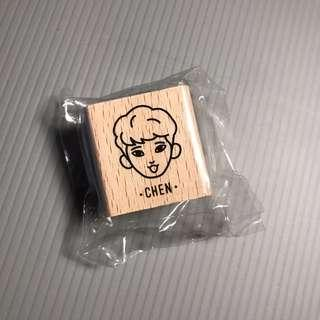 EXO CHEN - stamp (official from SUM)