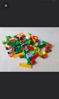 Toy for toddlers (building blocks)
