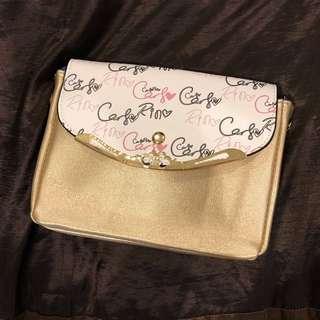Carlo Rino Clutch / Sling Bag