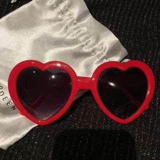 Instagram ready heart shades