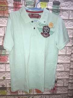 Petrol Polo Shirt