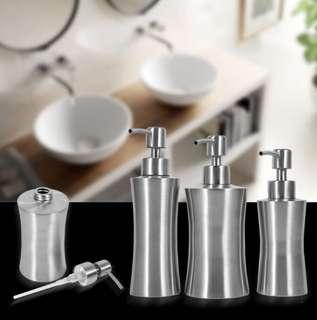 Stainless Steel Soap Dispenser 400ml