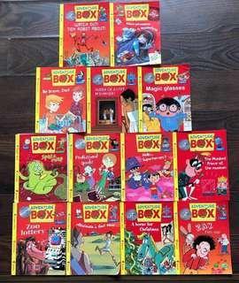 Children Story Books (AdventureBox)