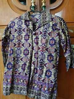 Batik Bahan songket