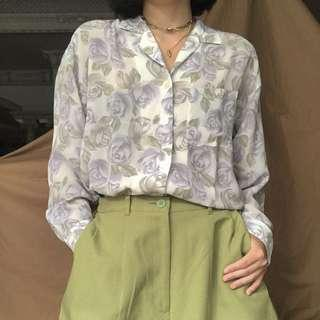 Demelza floral top