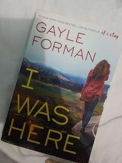 I Was Here-Gayle Forman