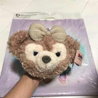 AUTHENTIC Duffy and Shellie May Disneyland sling bag