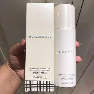 Burberry Perfumed Deodorant