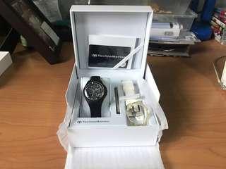 Preloved authentic TechnoMarine watch for sale! (Women's)