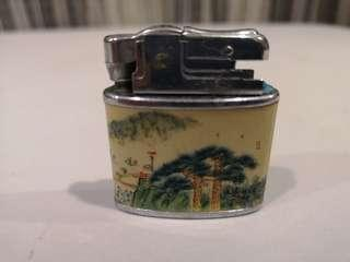 Vintage Lighter - refillable gas