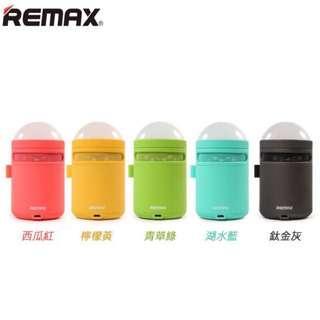 🚚 現貨Remax music box rob-mm藍芽LED音響