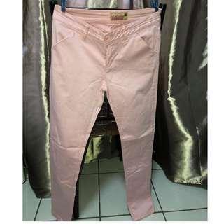 Crissa Pink/Peach Jeans