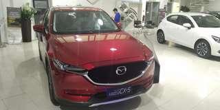 Mazda CX5 Elite, Promo Awal tahun! Bukan CRV, Bukan Pajero, Bukan Fortuner, Bukan Sportage, Bukan Santa Fe!