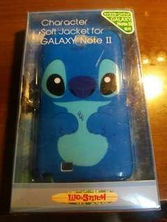 史迪仔 Samsung Note2 機殼