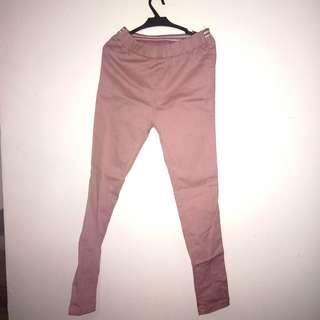 Old Rose Pants