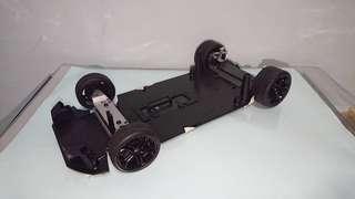 1/18 AA Lamborghini Aventador chassis