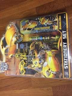 Bumblebee Stationary set