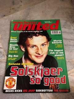 Vintage Manchester United