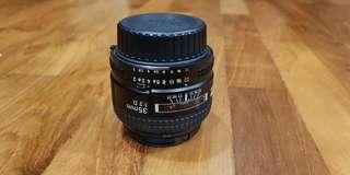 Nikon 35 F2D