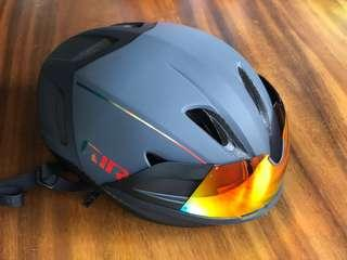 Giro Vanquish Helmet for sale (almost new - used 1 ride)