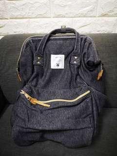 anello Backpack 背囊 男女合用 布料 深灰