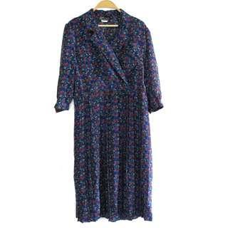 Japan US Printed Dress
