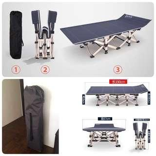Premium portable light bed + Free Carrier takes 250kg