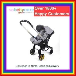 *INSTOCKS* FREE DELIVERY Stroller Convertible to Car Seat