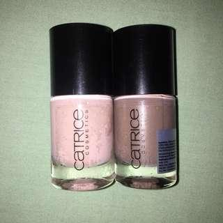 Catrice Ultimate Nail Lacquer (kutek catrice) (catrice nail polish)