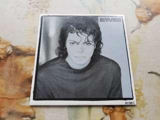 Michael Jackson Man In The Mirror CD single